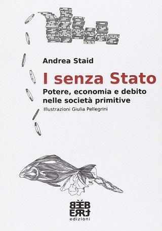 """Recensione: """"I senza Stato"""" di Andrea Staid"""