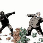 La Borsa esulta per la catastrofe proletaria