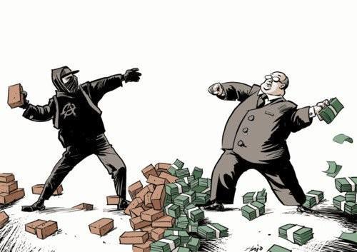 Anarchia: teoria della rivoluzione  Produzione e distribuzione dal capitalismo al comunismo