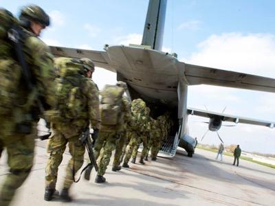 Esercitazioni NATO a Trapani: se vuoi la guerra prepara la guerra