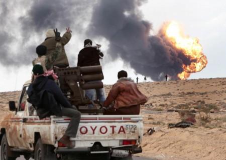 Gli stalker della Libia