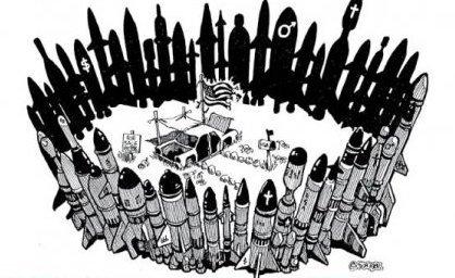 Per battere il governo della guerra