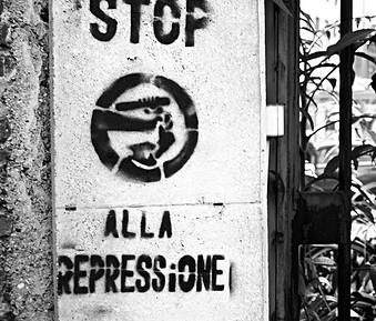 La repressione è il loro vaccino. Le lotte sono il nostro