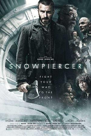 SNOWPIERCER: GRAPHIC NOVEL, FILM, SERIE TV