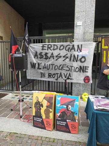 Basta guerra in Kurdistan – Libertà per i prigionieri politici in Turchia!