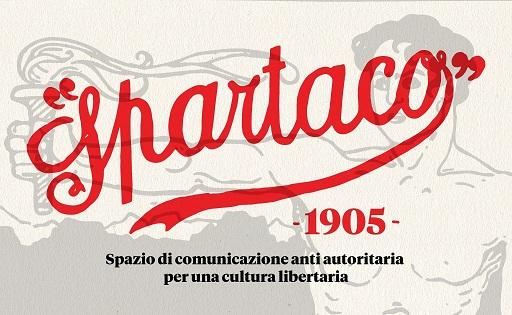 Spartaco 1905-spazio di comunicazione antiautoritaria