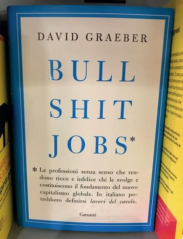 David Graeber, Bullshit jobs