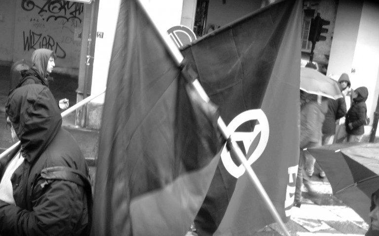 Intervento anarchico sulla questione sanitaria