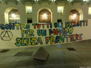 4 novembre: boicottiamo il militarismo!
