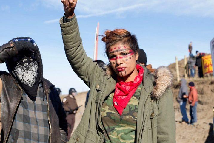Il fuoco di Standing Rock brucia ancora