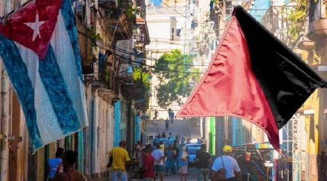 """Comunicato dell'officina libertaria """"Alfredo Lopez"""" a L'Avana"""