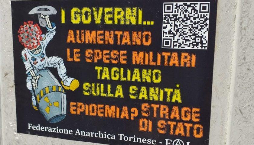 Riunioni della Federazione Anarchica Torinese