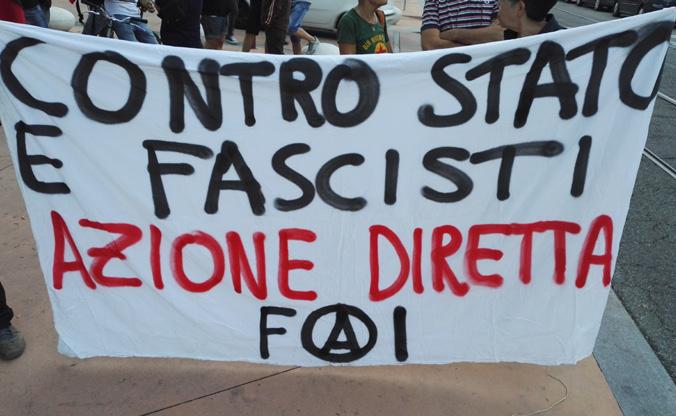 """""""Il fascismo non è un fenomeno a sé"""""""
