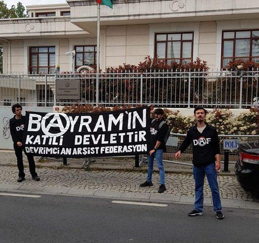Ucciso Bayram Mammadov!