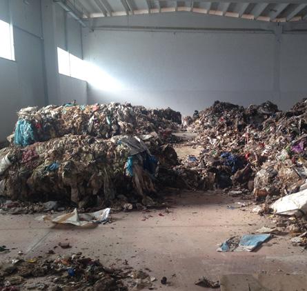 Un mondo di rifiuti