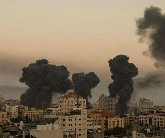 Solidarietà alla popolazione palestinese!