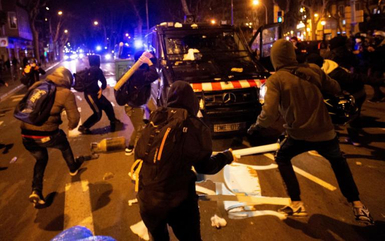 Spagna – Operazione repressiva