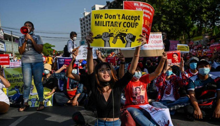 Un popolo in lotta. Report dal Myanmar