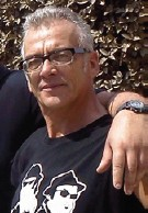"""Enrico Ranieri """"Bakunino"""""""