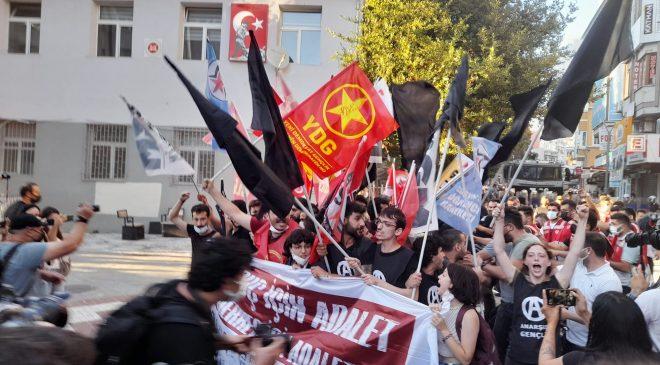 Repressione delle manifestazioni in Turchia per la strage di Suruç