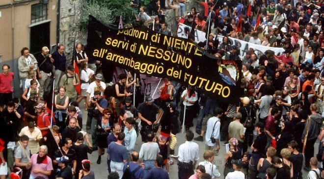 20 anni dopo il G8… cosa resta di Genova? Radicali e radicati