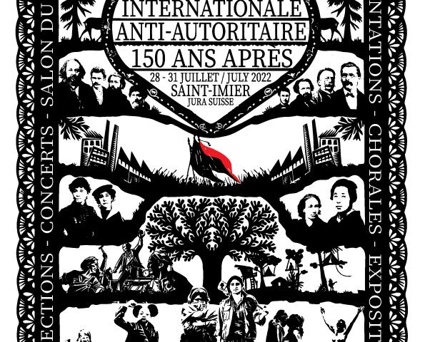 Incontro Internazionale Anti-Autoritario a Saint-Imier 2022