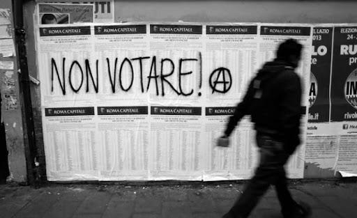 Elezioni amministrative a Milano? Votare non serve, astenersi non basta, solo la lotta paga!