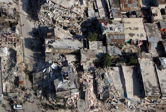 La condizione di Haiti, paradigma del nostro tempo