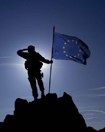 Primi passi della difesa europea
